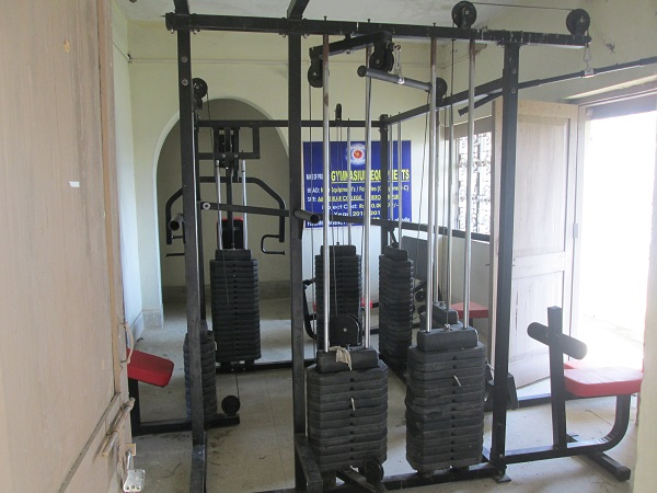 Multistation gym